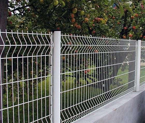 Plotový systém Axis je druhem svařovaného plotu, dodává se v několika verzích,