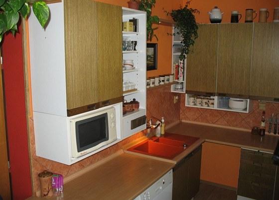 Po rekonstrukci m� majitelka v kuchyni v�e p�kn� po ruce.