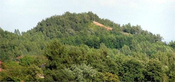 Nejvyšší ostravská halda Ema, ze které je možný ojedinělý pohled na panorama
