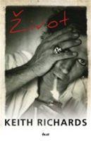 Keith Richards: Život (obálka knihy)