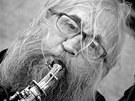 Vratislav Brabenec, saxofonista a zpěvák undergroundové skupiny The Plastic
