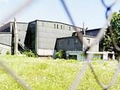 Kotasův zimní stadion před demolicí v roce 2003.