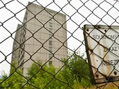 Nedostavěné ubytovny pro dělníky z dolů u Frenštátu pod Radhoštěm