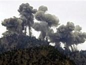 Američané zasypali komplex Tora Bora bombami, letecká podpora trvala 56 hodin