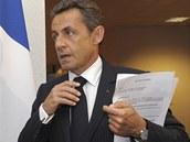 Francouzský prezident Nicolas Sarkozy věří, že Řecko díky opatřením své