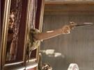 Z filmu T�i mu�ket��i 3D - neohro�en� Mylady De Winter Milla Jovovichov�