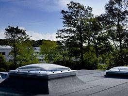 Společnost VELUX je známa jako tradiční dodavatel střešních oken do šikmých
