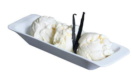 5. V�sledek Vyndat ze zmrzlinova�e, d�t na dvacet minut do mraz�ku a