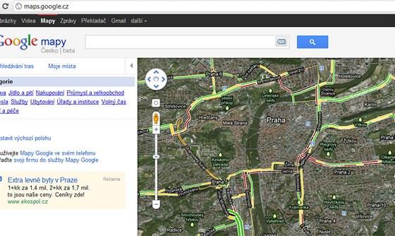 Mapy.google.cz