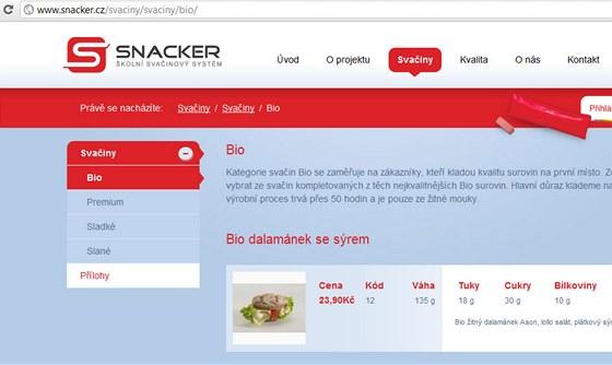 Snacker.cz