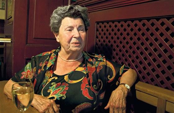 Jiřina Prekopová, uznávaná dětská psycholožka