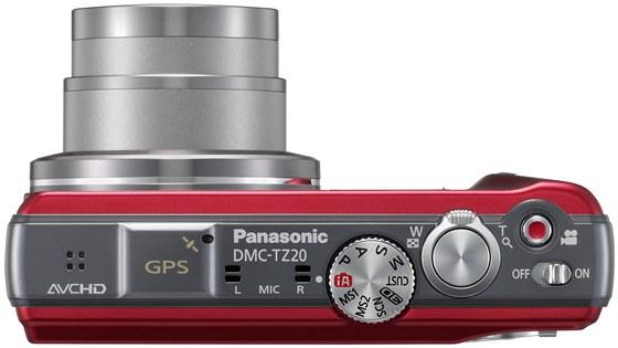 Panasonic Lumix TZ-20