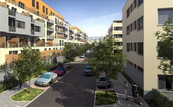Bytový projekt Kaskády u Botiče