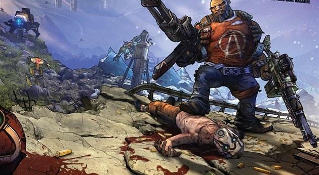 Borderlands 2 nabízí komiksovou stylizaci, bláznivé postavy a tém�� nekone�né mno�ství zbraní.