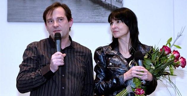 Boris Ingr a Simona Monyová