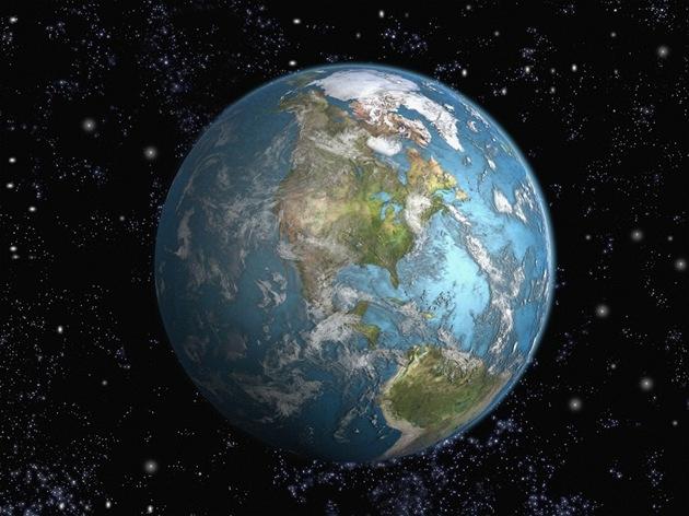 Země; ilustrační foto | foto: profimedia