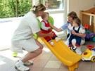 Kojenecký ústav s dětským domovem v Plzni
