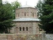 Hrobka Harrachů v Horní Branné na Jilemnicku