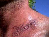 David Beckham a jeho tetování