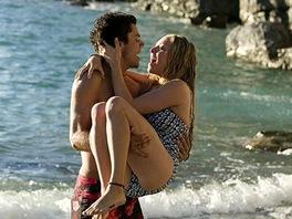 Dominic Cooper ve filmu Mamma Mia!