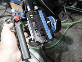 FlightCam - ovládání kamery a držáku