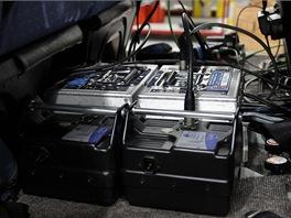 FlightCam - baterie pro napájení kamery a dalších filmařských systémů