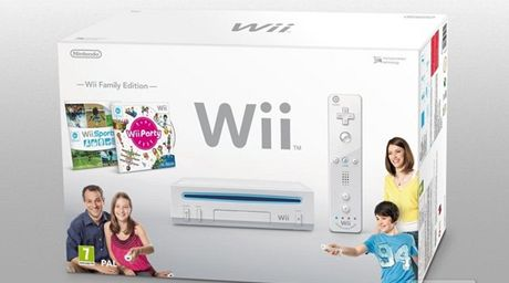 Nov� verze konzole Wii