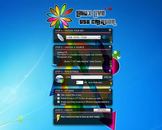 LiLi USB Creator