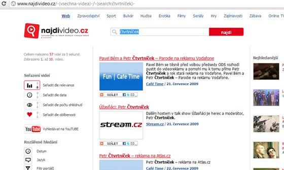 Najdivideo.cz