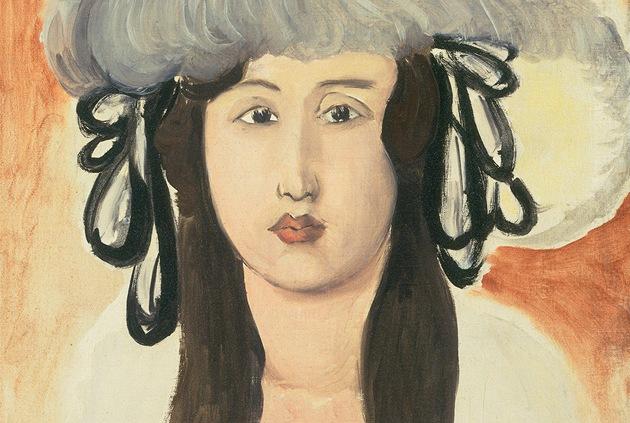 Henri Matisse - Chocholatý klobouk (1919)