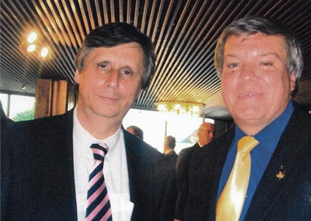 S premiérem Janem Fischerem