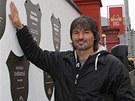 Odhalení Zdi slávy Baníku Ostrava: Pavel Srníček