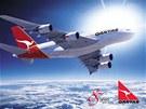 Qantas umožní používání mobilů na palubě svých letadel