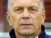Fotbalový trenér Vladimír Táborský