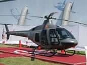 Jednou z novinek je verze lehkého vrtulníku Mil 38 označovaná jako S1.
