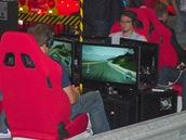 Need for Speed: The Run na akci Gamescom v n�meck�m Kol�n�