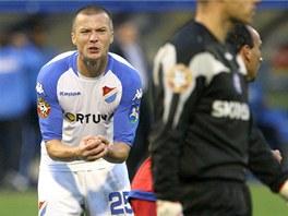 Václav Svěrkoš v dresu Baníku Ostrava
