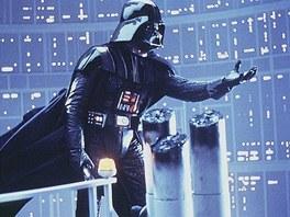 Hvězdné války - Darth Vader - Dave Prowse coby Darth Vader ve filmu