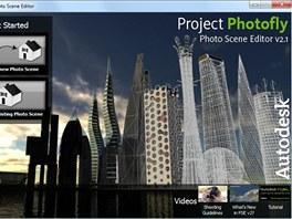 S projektem Photofly a využitím cloud computingu si můžete vytvořit vlastí 3D