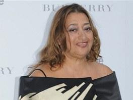 Architektka Zaha Hadid