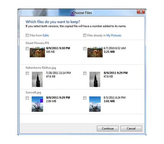 Ve Windows 8 budete mít při kopírování či přesunování lepší přehled o