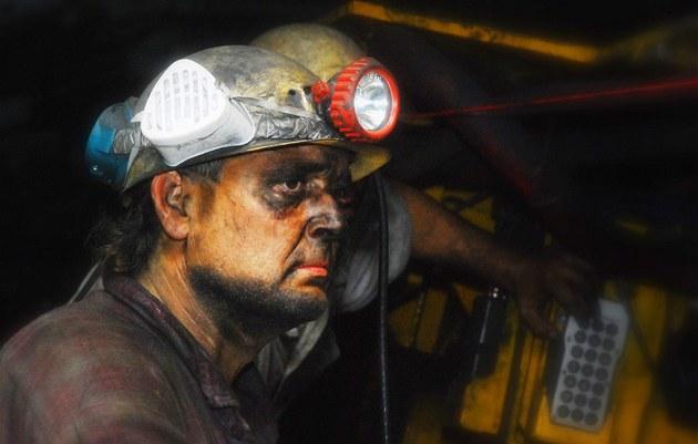 Příběh českého horníka, který se v roce 1965 propadl do podzemního města