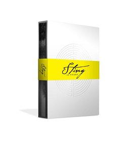 Unikátní kolekce CD a DVD s názvem STING: 25 Years - The Definitive Box Set