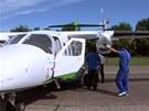Nový letoun EV-55M Outback z Kunovic