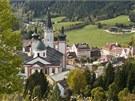 Mariazell je nejv�t�ím poutním místem Rakouska a jednou z nejvýznamn�j�ích