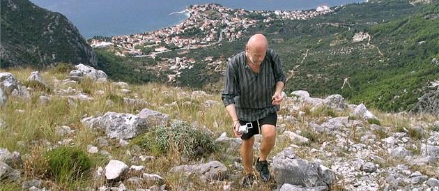 Jít na houby, to v Chorvatsku znamená vy�krábat se do kamenitých kopc�,