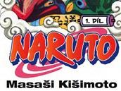 Ob�lka �esk�ho vyd�n� prvn�ho d�lu Naruta