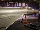 Battlefield 3 na akci Gamescom v n�meck�m Kol�n�