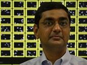Dharmendra Modha, výzkumník IBM zabývající se principy použitými v SyNAPSE