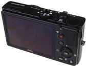 Ovládací prvnky fotoaparátu Nikon P300